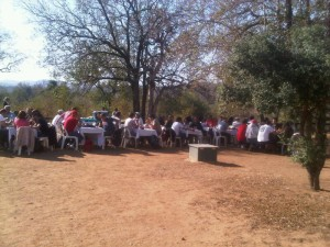 Umfolozi Lunch time