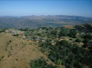 hluhluwe hilltop view