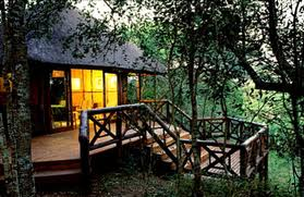 hluhuwe game reserve accommodation