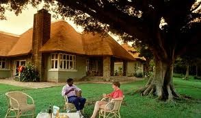 hluhluwe imfolozi game reserve accommodation