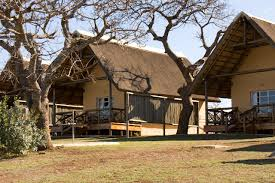 chalets Mpila 5 bed self cater