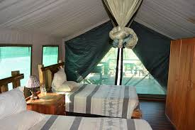 4 bed safari tents imfolozi