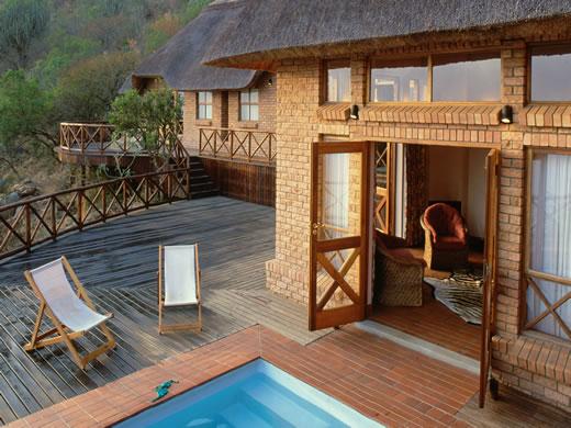 ithala ntshondwe pool veranda