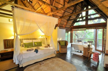 hluhluwe river lodge honeymoon villa