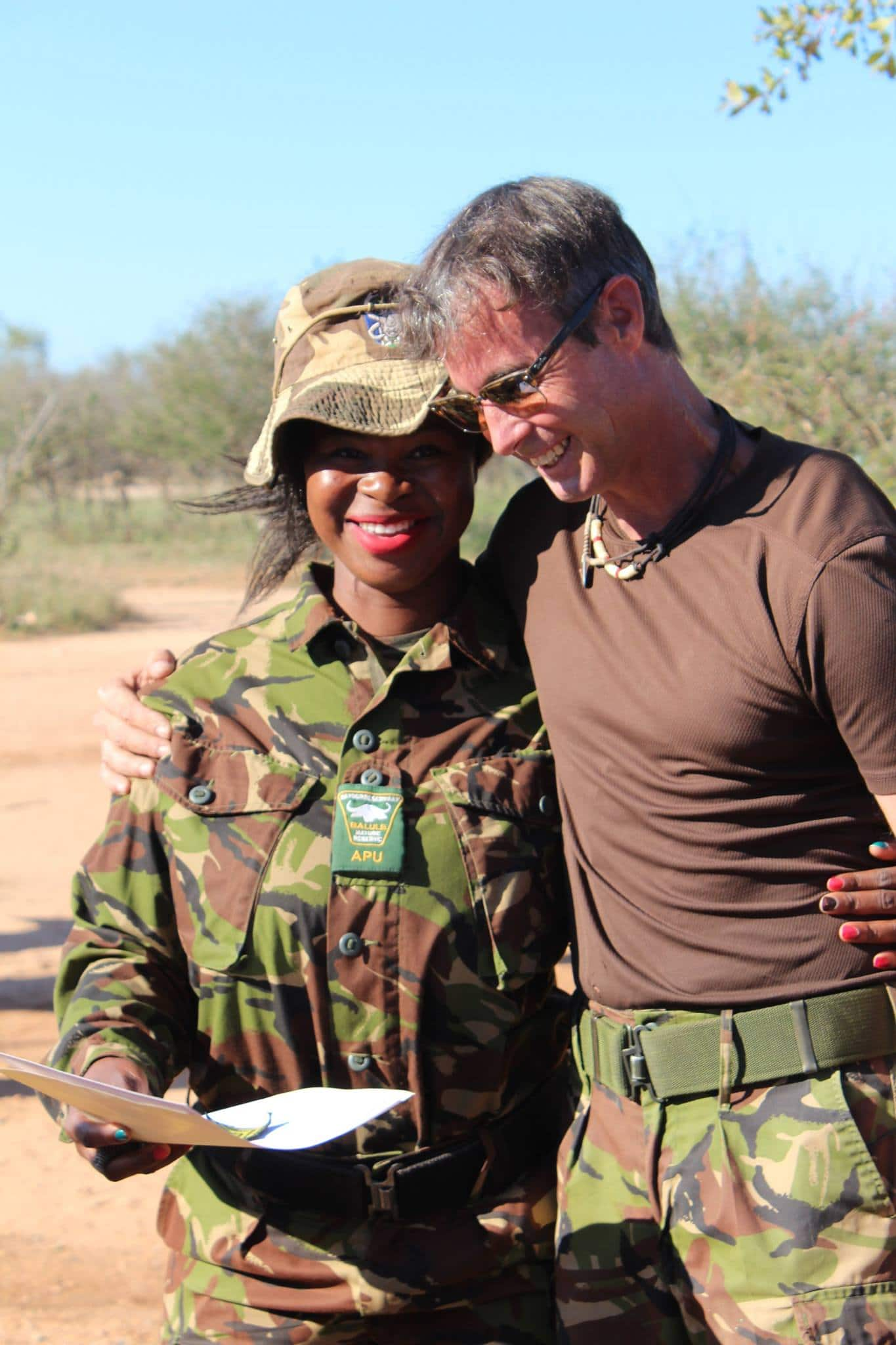 ANTI POACHING HLUHLUWE