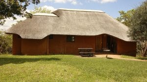 2 bed chalet at hilltop hluhluwe